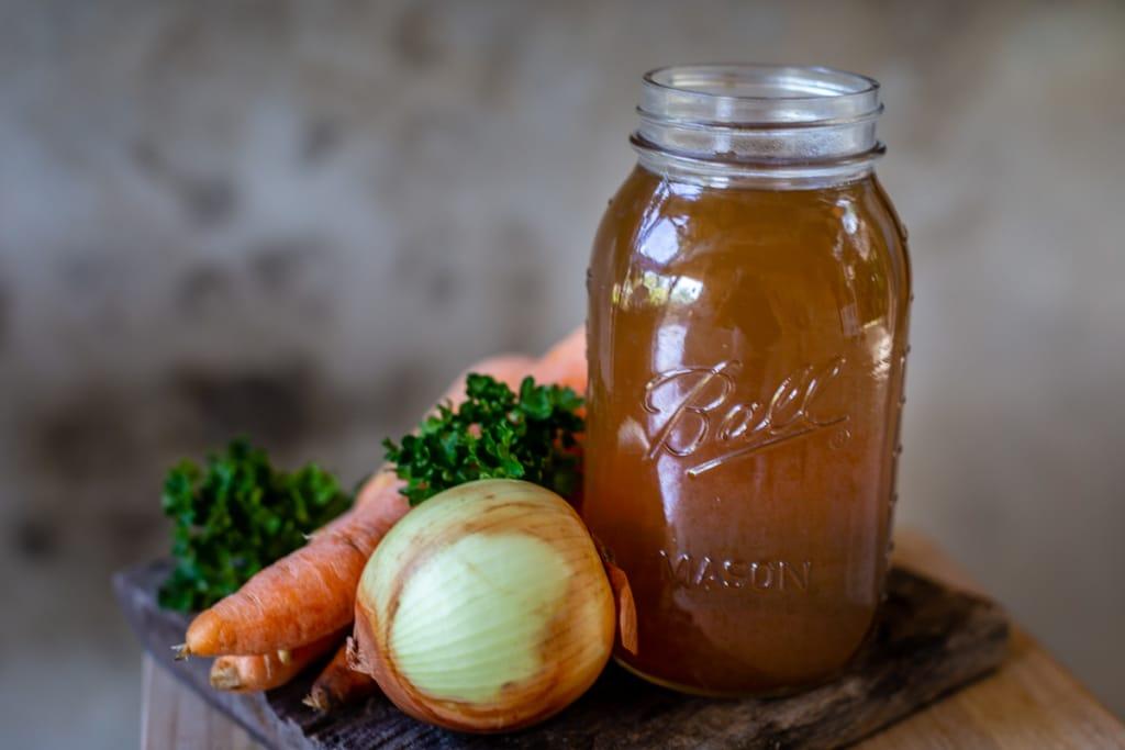 Recipe for Vegetable Broth Ingredients