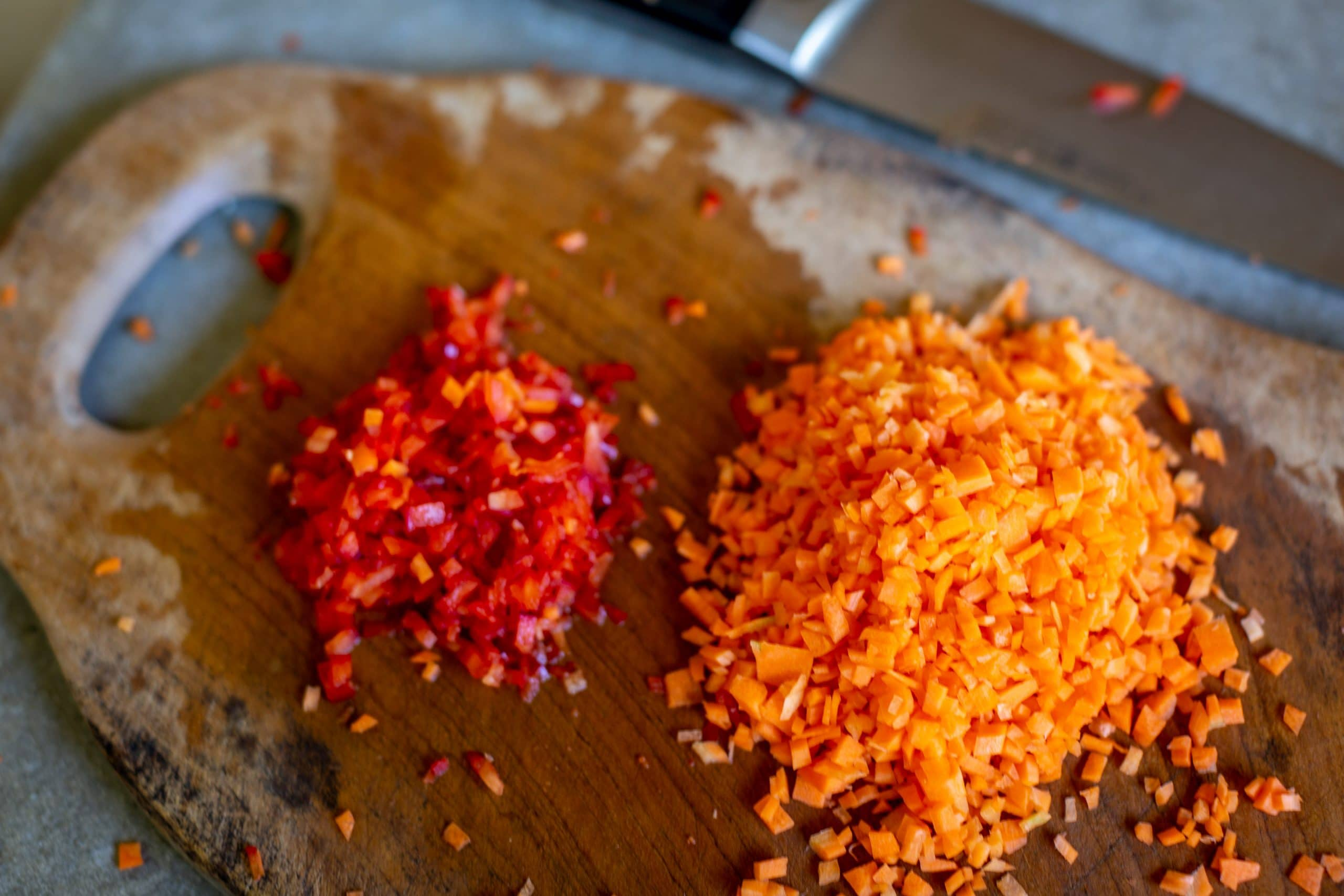 Healthy White Rice Recipe Ingredients