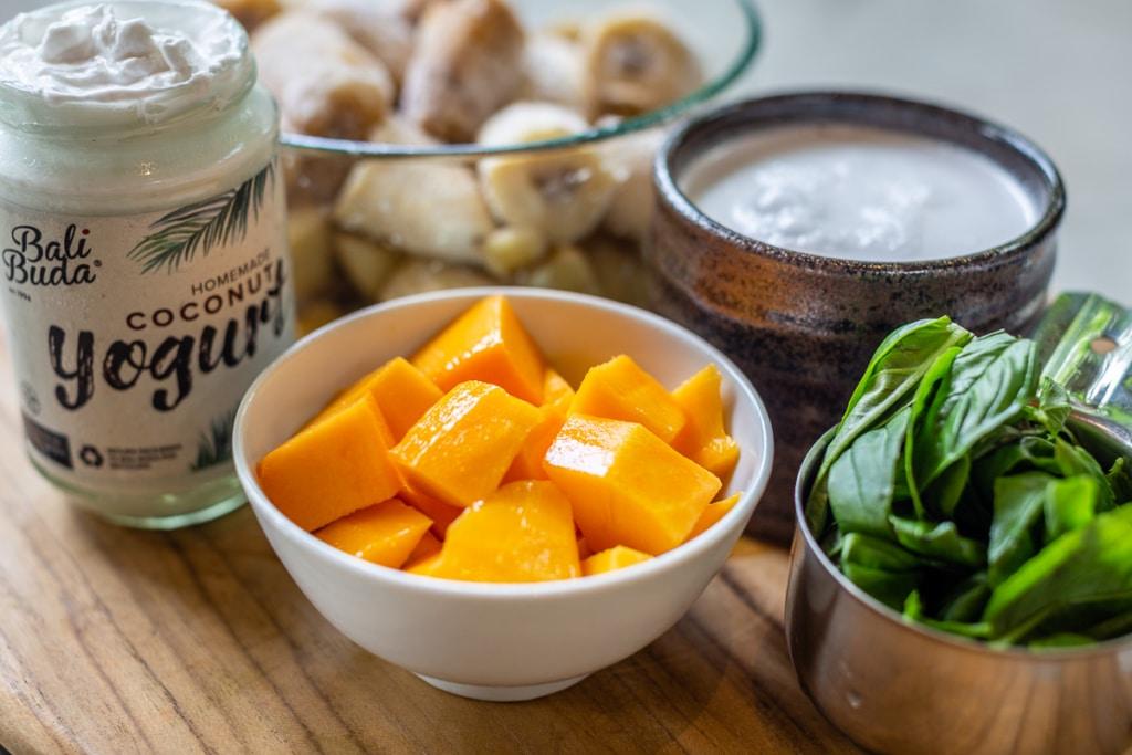 Recipe of Mango Smoothie Ingredients