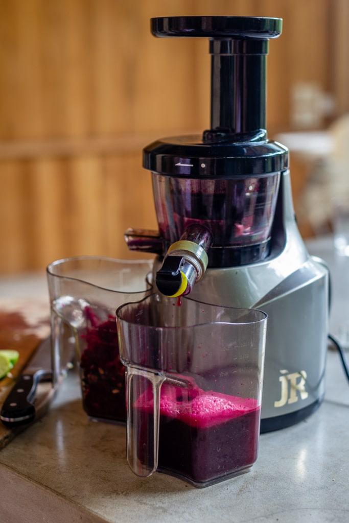 Recipe for Beet Juice Ingredients