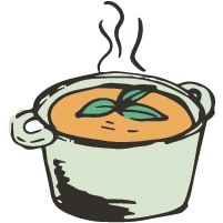 A Kind Spoon Soups Food Icon