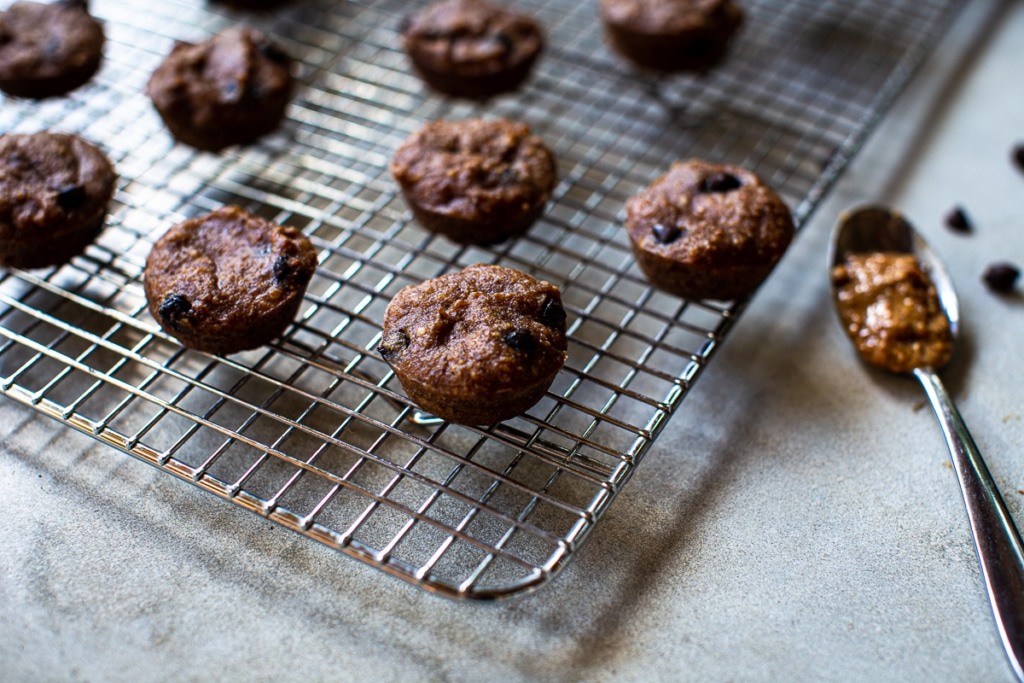 Banana Muffins with Almond Flour