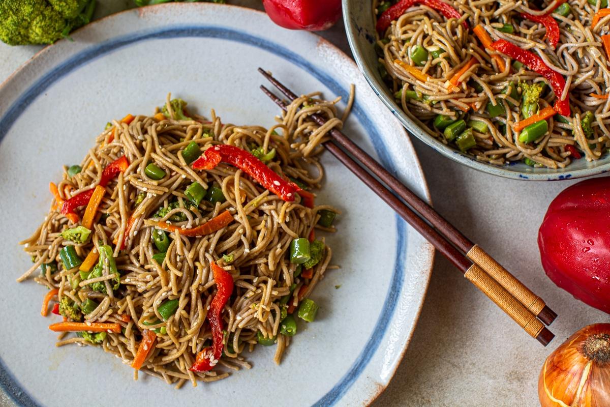 Recipe for Sesame Noodles