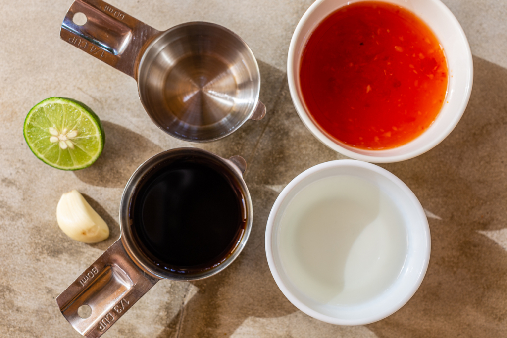 Recipe for Vermicelli Noodles Ingredients