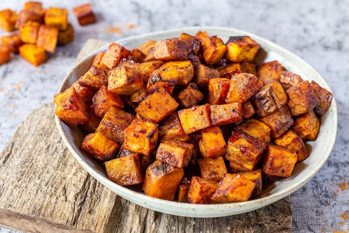 Recipe for Sweet Potatoes in Oven