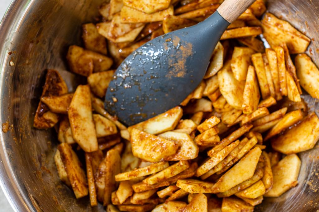 Recipe Apple Crisp with Oats