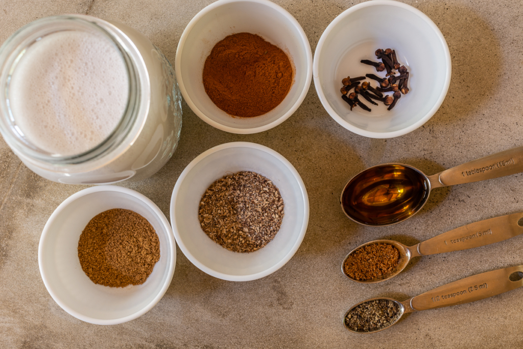 How to Make Chai Tea Ingredients