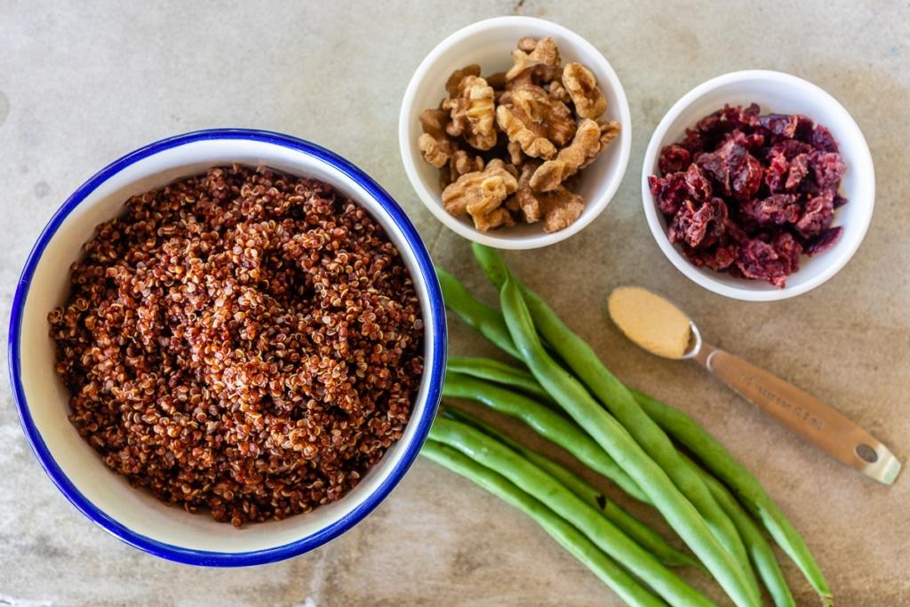 Green Bean Side Dish Ingredients