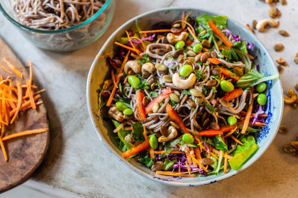 Recipe for Veggie Noodles