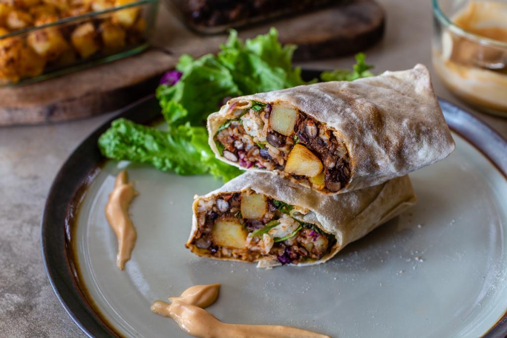 The Best Burrito Recipe