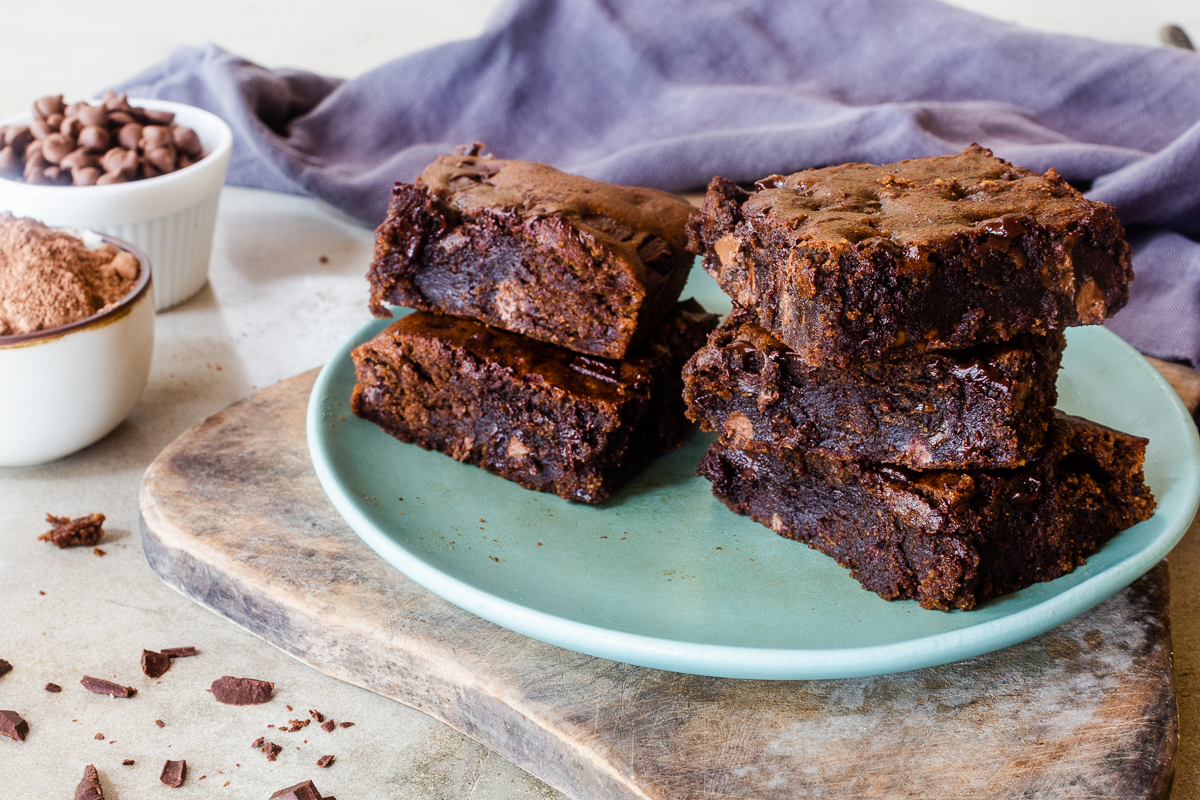 Brownies with Almond Flour