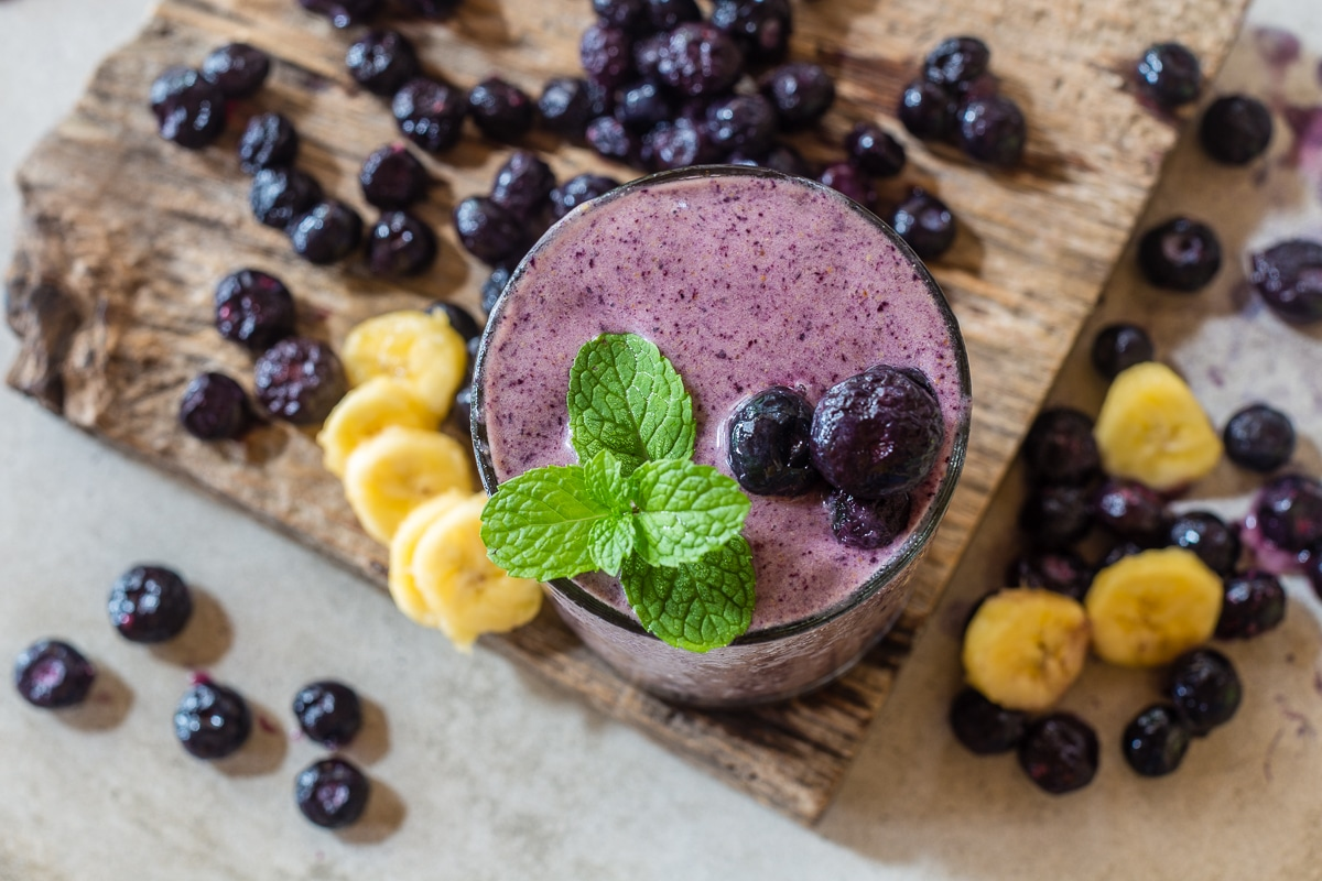 How to Make a Smoothie without Yogurt