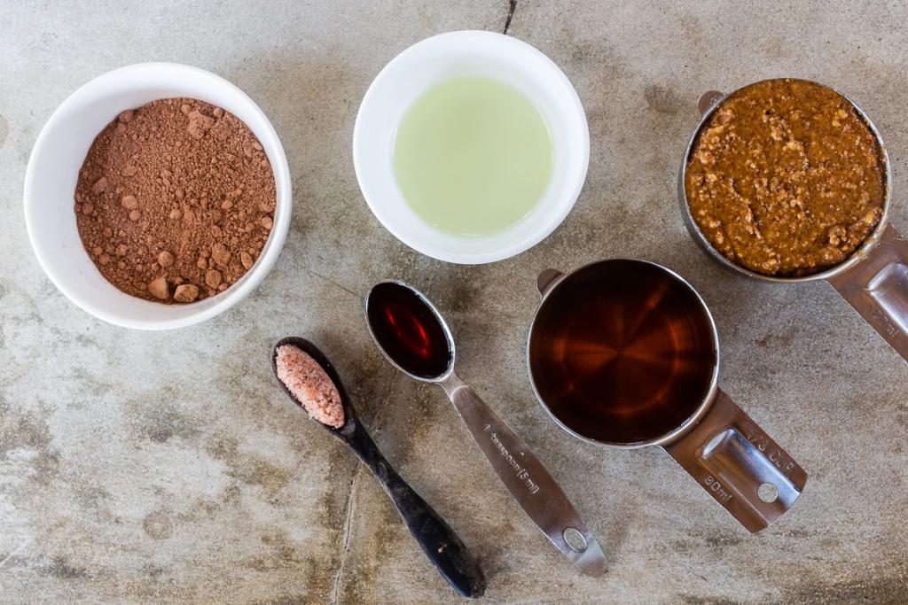 Chocolate Peanut Butter Fudge Recipe Ingredients