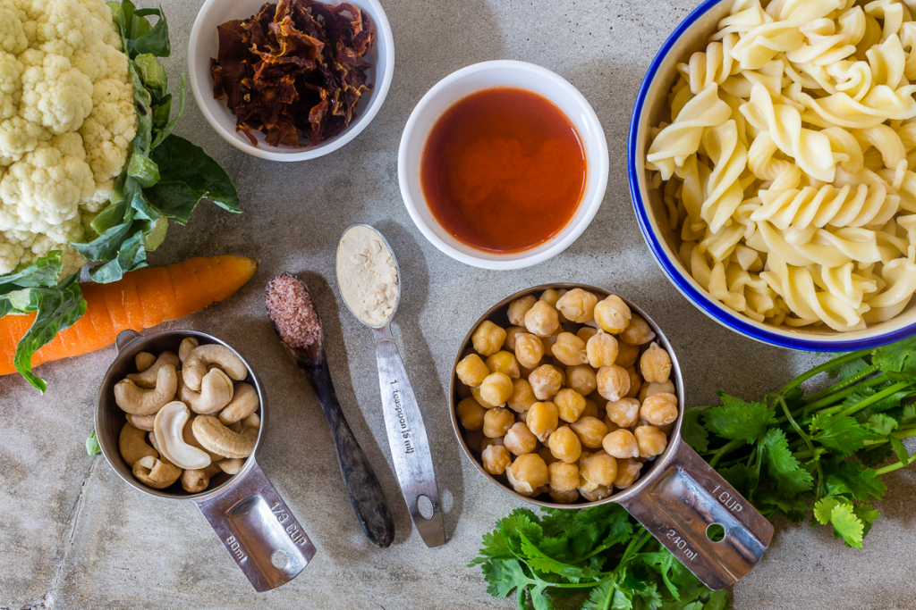 Pasta Salad Sun Dried Tomatoes Ingredients