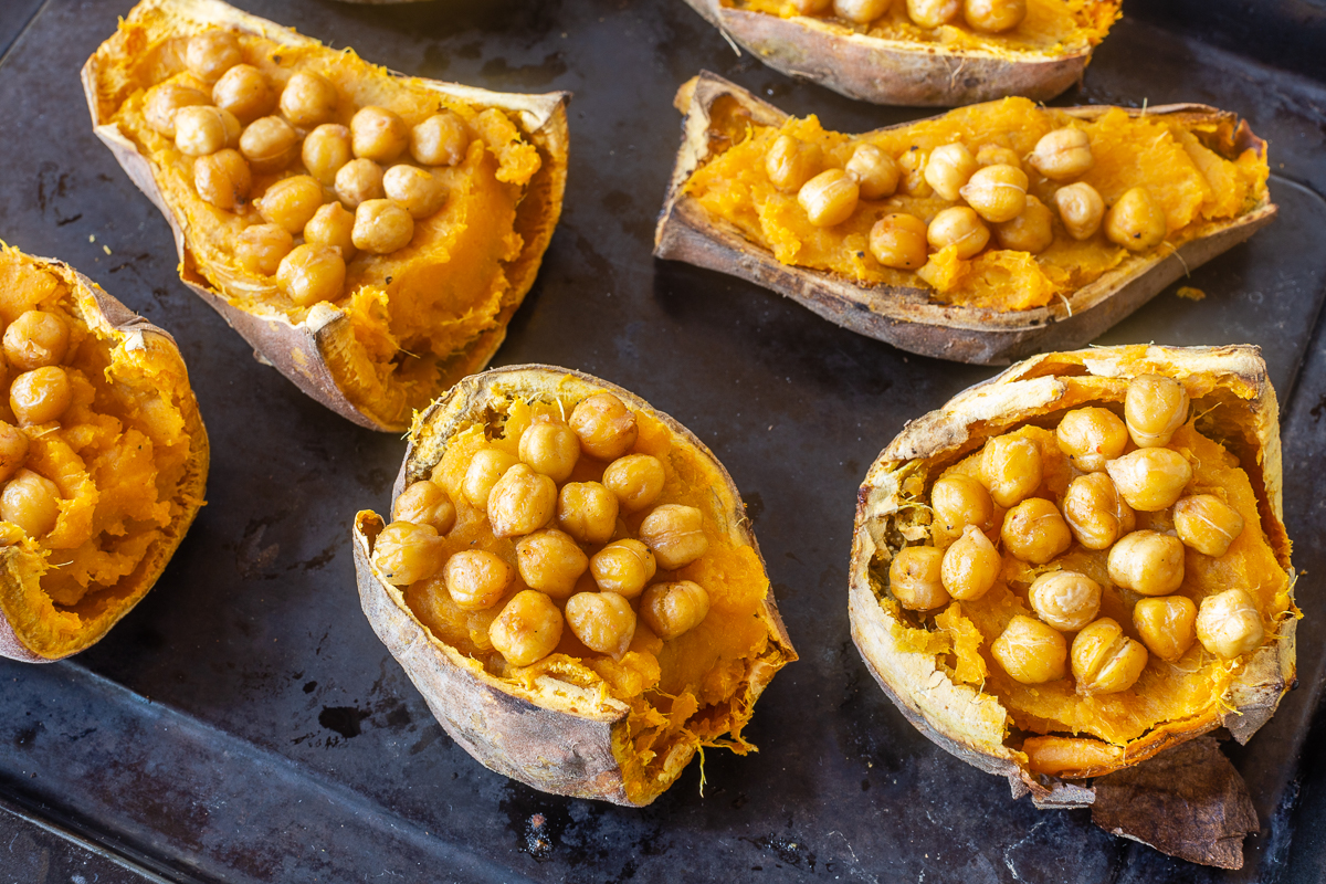 Sweet Potato Vegan Recipe