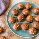 Peanut Butter Balls Oatmeal