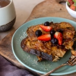 French Toast with Almond Milk