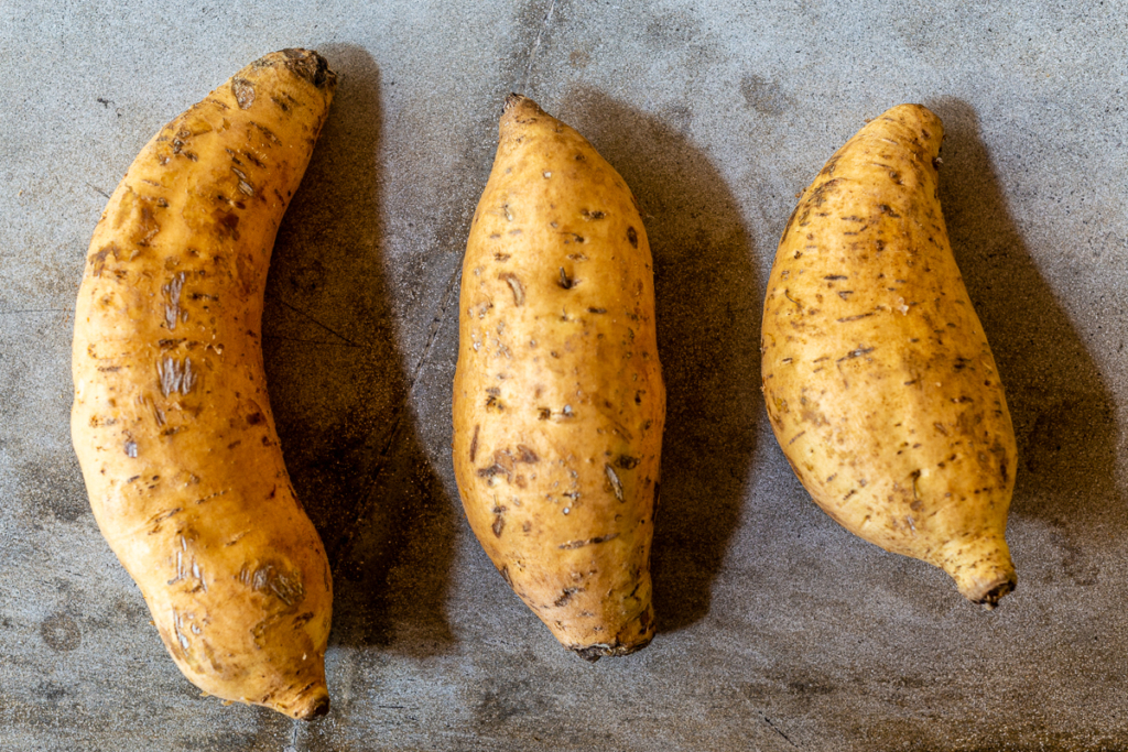 How to Bake Sweet Potato in Oven